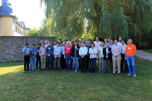 Наш институт принял участие в международной конференции 8th International Workshop on Spinel Nitrides and Related Materials, проходившей с 5 по 9 сентября 2016