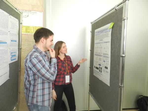 Молодые сотрудники Наумов А.А. и Циркунова О.О. нашего института приняли участие во Всероссийской школе по лазерной физике и лазерным технологиям в г. Саров с докладами