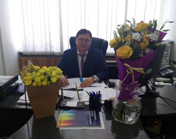Юбилей отмечает директор НТЦ УП РАН М.Ф.Булатов