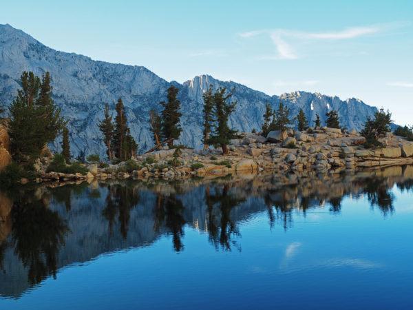 Великовский Д.Ю. «Калифорнийские горы»