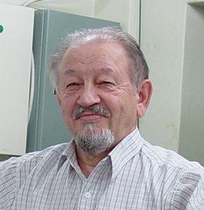 д.ф.-м.н., заслуженный деятель науки РФ, профессор Жижин Герман Николаевич