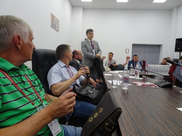 Выступление к.э.н.Медведева В.В., директора Департамента инноваций и перспективных исследований Минобрнауки