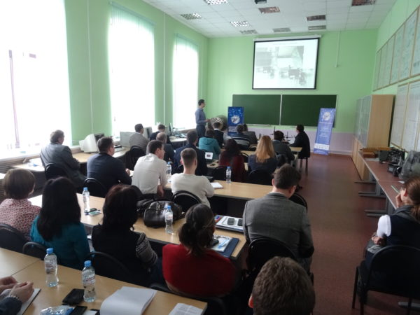 Сотрудники нашего института приняли участие в IV Международном технологическом форуме «Инновации. Технологии. Производство»