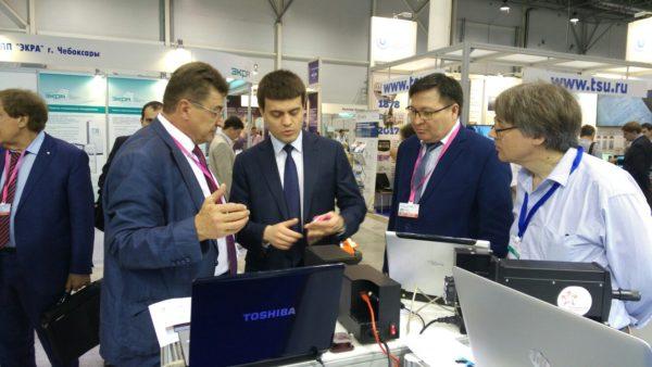 НТЦ УП РАН принимает участие в форуме Технопром-2017 и выставке НТИ-Экспо