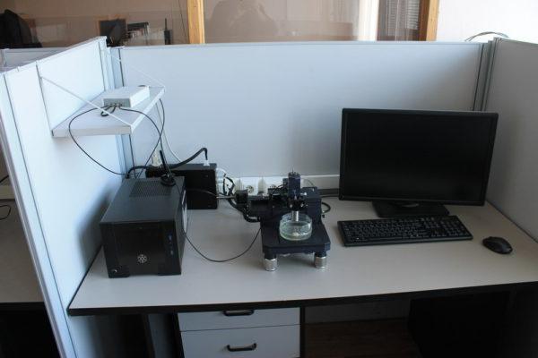 Сканирующий импульсный акустический микроскоп (СИАМ)
