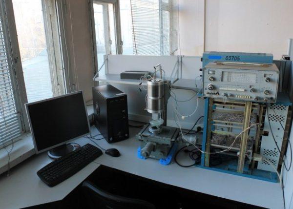 Доплеровский акустический микроскоп